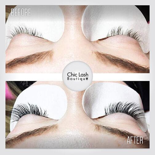 Eyelash Extensions Houston - Chic Lash Boutique