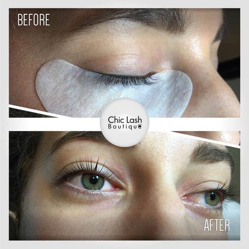 Eyelash Lifting Services Chic Lash Houston